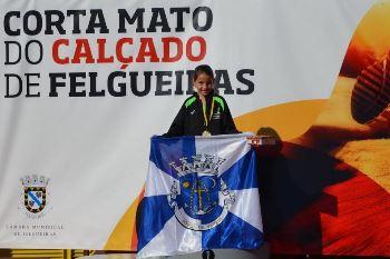 e1e8db898 Atletas poveiros subiram ao pódio no Corta Mato do Calçado e da Zona Norte  longo. A prova realizou-se em Felgueiras e contou com a presença do  Atlético, ...