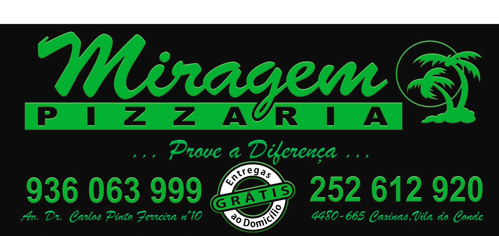 Pizzaria Miragem